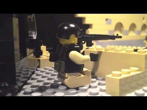 Lego Black Hawk Down Part 6