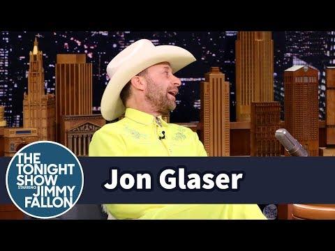 "Jon Glaser Explains Neon Joe's ""He-Yump"" Catchphrase"