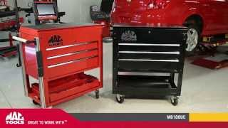 Mac Tools Utility Cart Mb188uc - Made In Usa