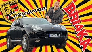 PORSCHE  CAYENNE E1 |Test and Review| Bri4ka.com