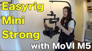 新機材開封!Easyrig Mini Strong with MoVI M5【SONY α7sⅡ】