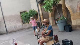 WALK OF LIFE - Edwin One Man Band - Colmar (France) - SBT 2019