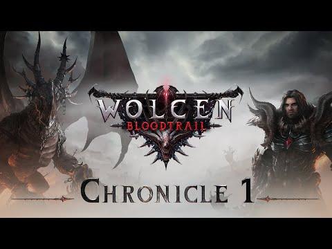 Wolcen Chronicle 1: Bloodtrail - Trailer
