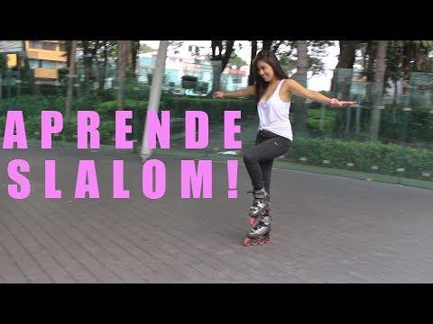 básicos Slalom / basic Slalom exercises