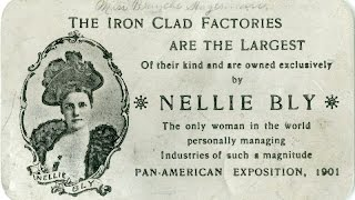 Biographiinf.com | Nellie Bly - The women Seven two a round the world