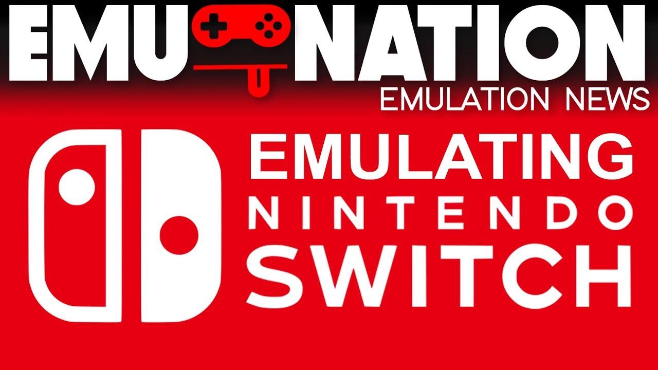 Another Nintendo Switch Emulator appears - RyujiNX | ResetEra