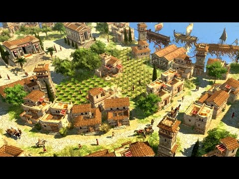 The NEW AGE OF EMPIRES: 0 A.D. Empires Ascendant