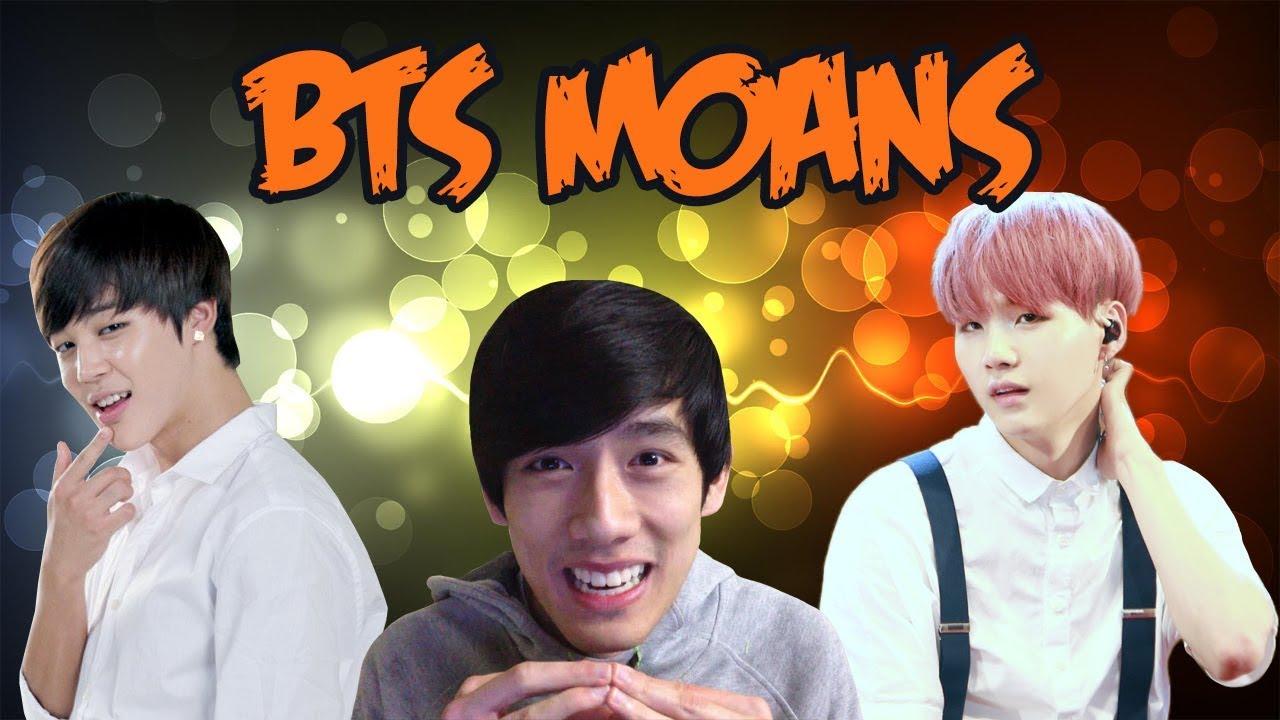 BTS MOANS/GEMIDOS REACTION (JUNGKOOK, V, JIMIN, J-HOPE, SUGA, JIN, RAP  MONSTER)