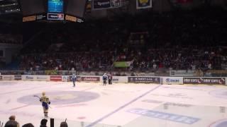 HC Plzeň-PSG Zlín 5:1  2.čtvrtfinále play-off 2012