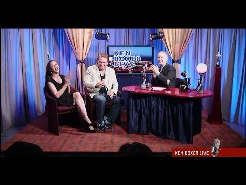 """Ken Boxer Live,"" Rex Smith, ""You Take My Breath Away,"" with Tai Babilonia"