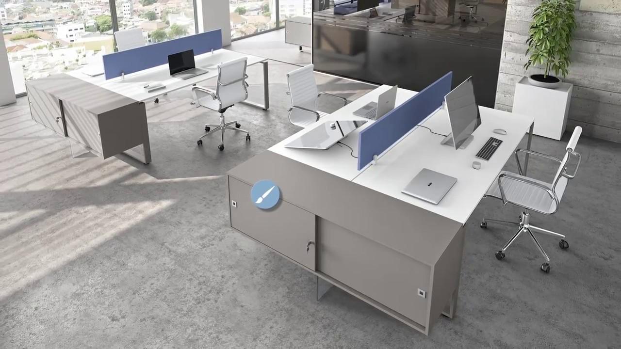 Colombini LOFT, la nuova linea ufficio | Teti Arredamenti