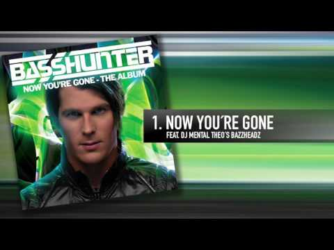 Клип Basshunter - Now You're Gone (feat. DJ Mental Theo's Bazzheadz)