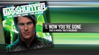 1. Basshunter - Now You