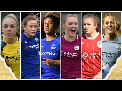 Women's PFA Young Player of the Year Nominees and Winner by G-one Youtube