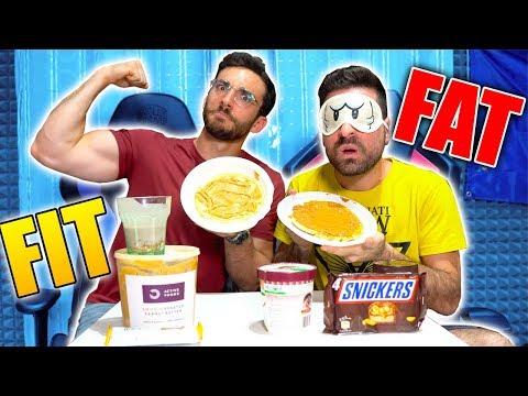 RICONOSCI IL CIBO FIT vs FAT? - Dolci Edition