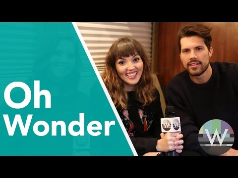 Oh Wonder talks Dating and Pet Peeves // Tour Bus Interview
