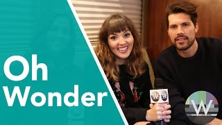 Oh Wonder talks Dating and Pet Peeves // Tour Bus Interview(, 2016-10-28T22:05:51.000Z)