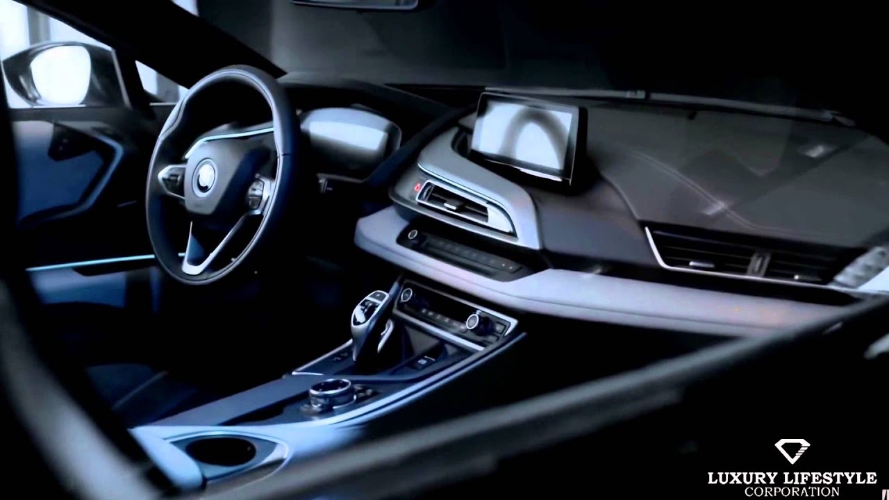 BMW I8 USA Living The Luxury Lifestyle