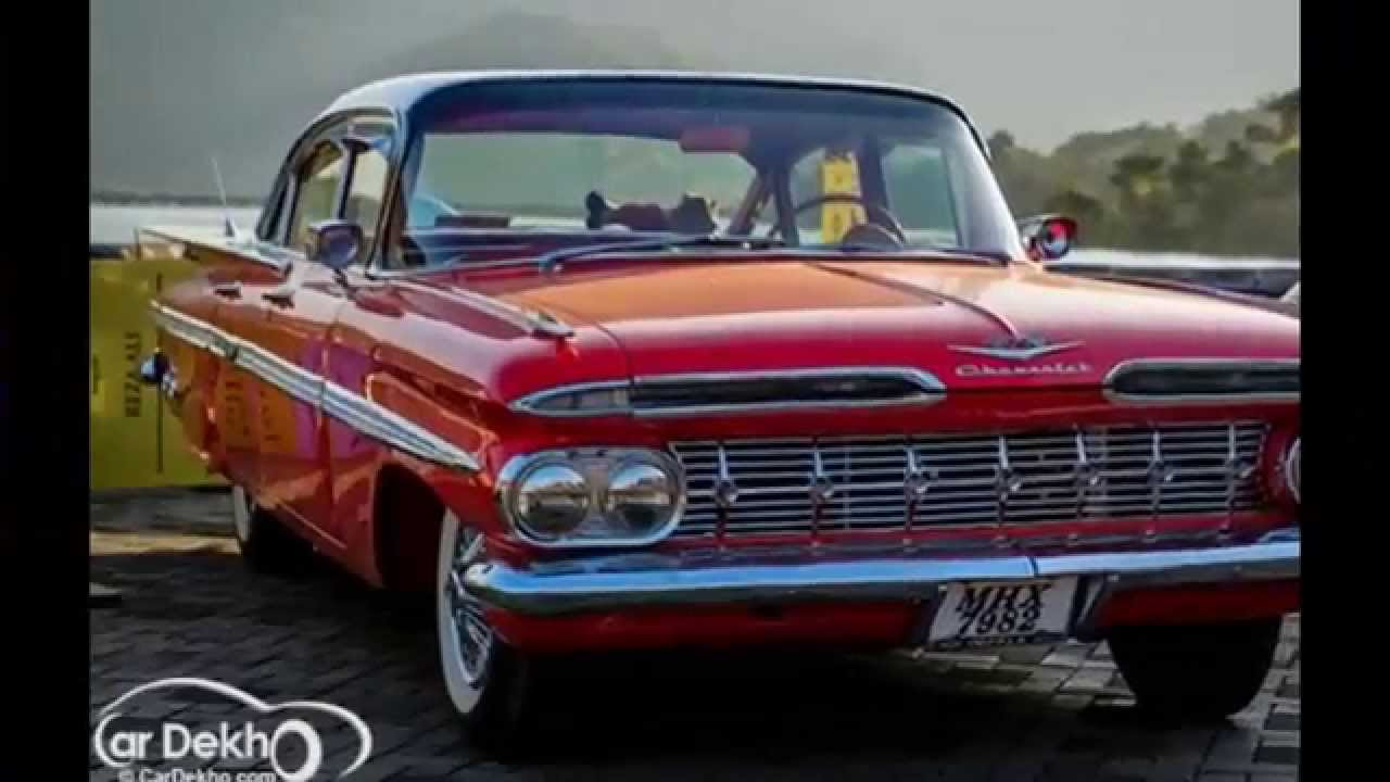 Top 15 Most Famous and Stylish Vintage Cars of all times. - YouTube