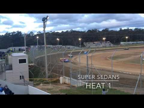 Super Sedans Heat 1 Latrobe Speedway 5/11/16