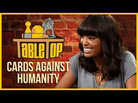 Cards Against Humanity: Aisha Tyler, Laina Morris, & Ali Spagnola Join Wil on TableTop S03E10