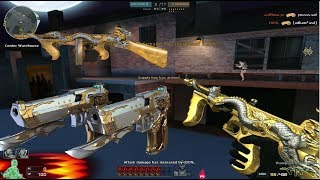 Crossfire NA 2.0 : Thompson Noble Beast  - Desert Eagle - EL Dorado - Darkage Zombie V4