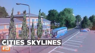 Cities Skylines 2019 | #13 | Komunikacja miejska - AUTOBUSY