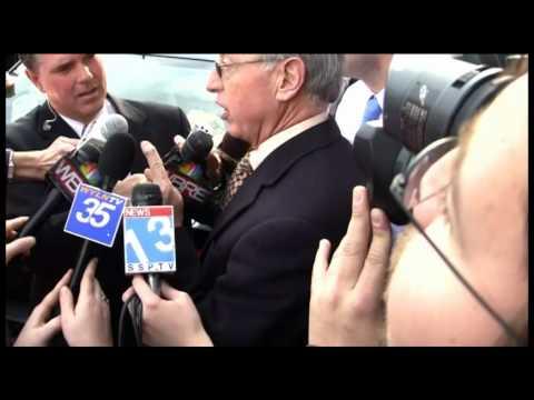 Ciavarella speaks after verdict (WARNING: explicit language)