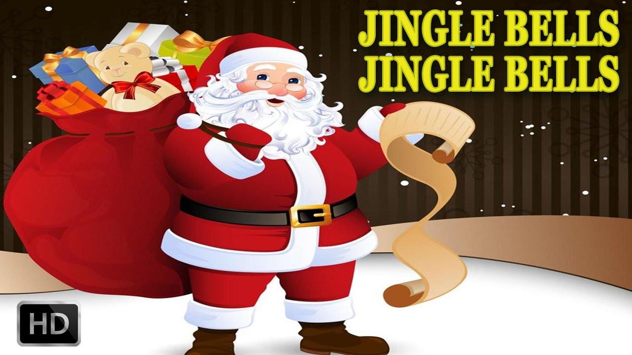 jingle bells jingle bells jingle all the way christmas song youtube. Black Bedroom Furniture Sets. Home Design Ideas