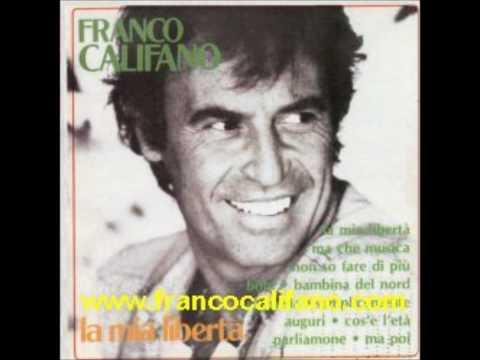 Franco Califano Minuetto