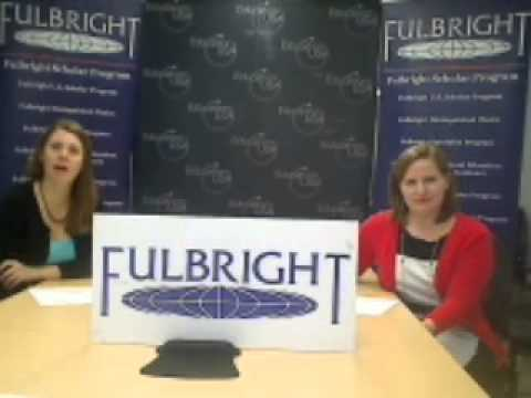 Intl Fin Aid Week  Fulbright Foreign Student Program 01