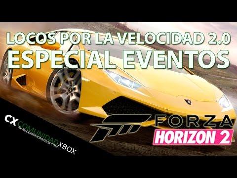 Forza Horizon 2 | Especial eventos y retos