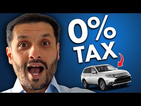 Company Car Tax Explained UK - April 2020 & Beyond
