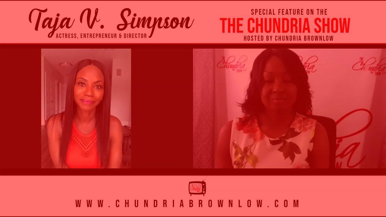 Taja V. Simpson Talks Life As A Director, Entrepreneur & Actress on Tyler Perry's 'The Oval'