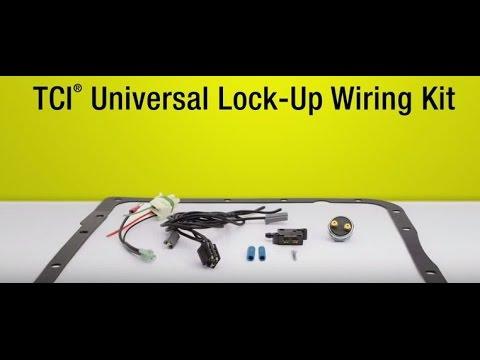 TCI 200-4R / 700R4 Torque Converter Lockup Kit Universal