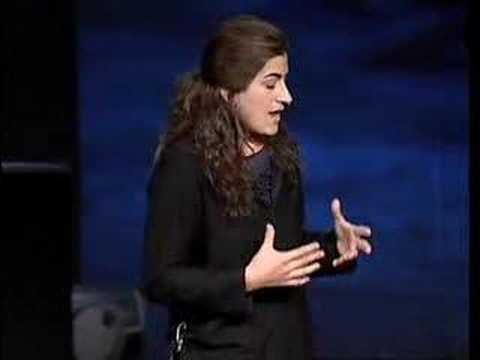 Jehane Noujaim: TEDPrize wish: Unite the world on Pangea Day