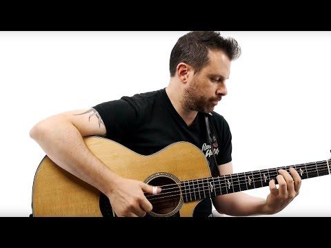 Alberto Lombardi - Struttin' | Acoustic Guitar Performance