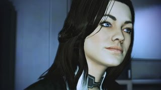 Mass Effect Trilogy: Miranda Romance Complete All Scenes(ME2, ME3, Citadel DLC)