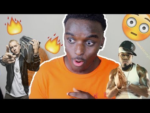 Eminem - You Don't Know ft. 50 Cent, Cashis, Lloyd Banks REACTION!!