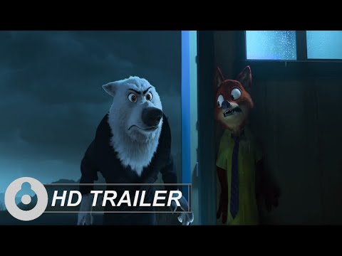 Trailer do filme Zootopia - Essa Cidade é o Bicho