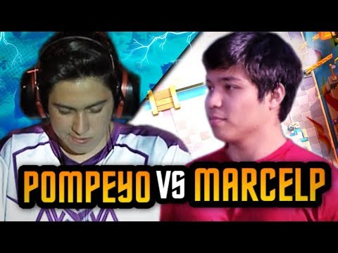 PRO vs PRO - POMPEYO vs MARCELP - Hog Pro vs Loon Pro!