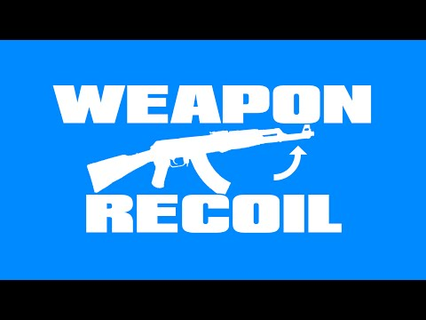 PAYDAY 2: Weapon Recoill - Stats InDepth (Leadership Is A Lie!)