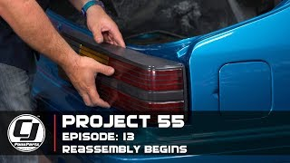 PROJECT 55 | Episode 13: Reassembly Begins