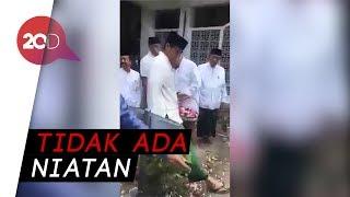 Viral Video Sandiaga Langkahi Makam Pendiri NU
