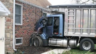 Truck Crashes Compilation 2015 (WICKED SICK)