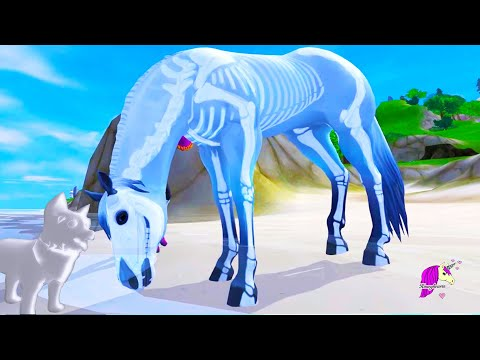 Buying New Color Changing Halloween Horse in Star Stable Online