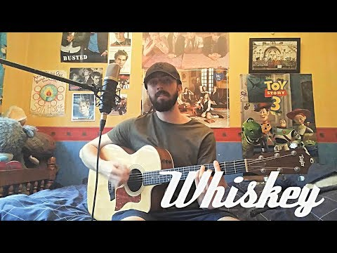 Maroon 5 (ft. A$AP Rocky) - Whiskey - Cover