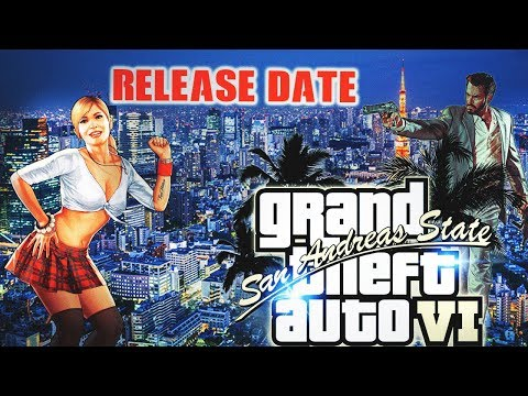 GTA 6 RELEASE DATE ANNOUNCEMENT! LATEST NEWS AND NEW LOCATION FOR GTA 6!