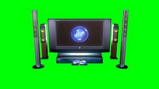 DVD домашний кинотеатр стерео система