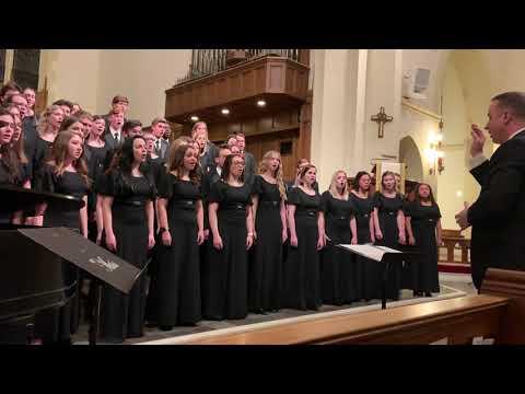 "Oklahoma Christian University ""Pilgrim's Hymn� and ""Prelude� OMEA"